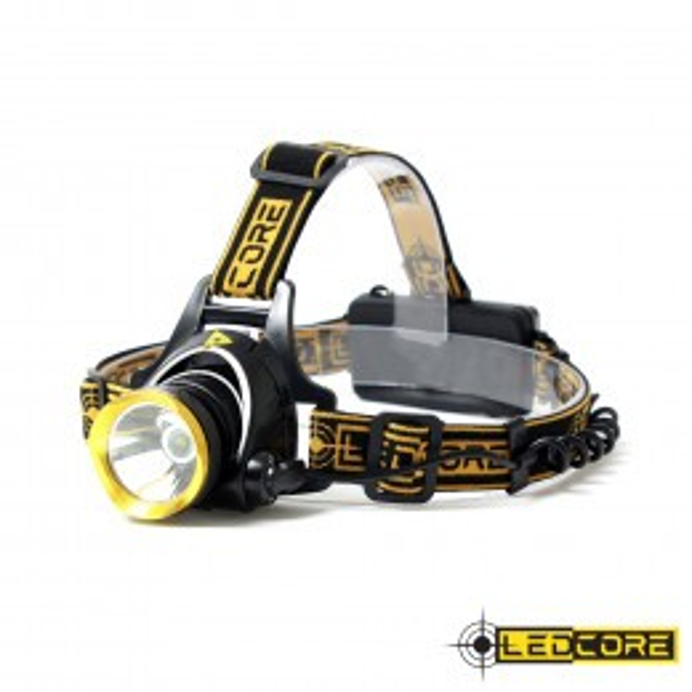 Ledcore 10W otsavalo T6 Cree ledillä on todellinen valotykki | Baits.fi - Verkkokauppa
