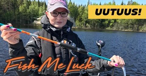 Uutuus - Fish Me Luck